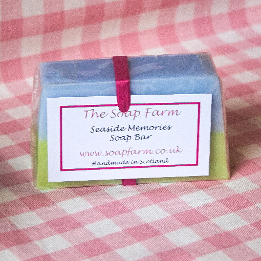 Seaside Memories Soap Bar