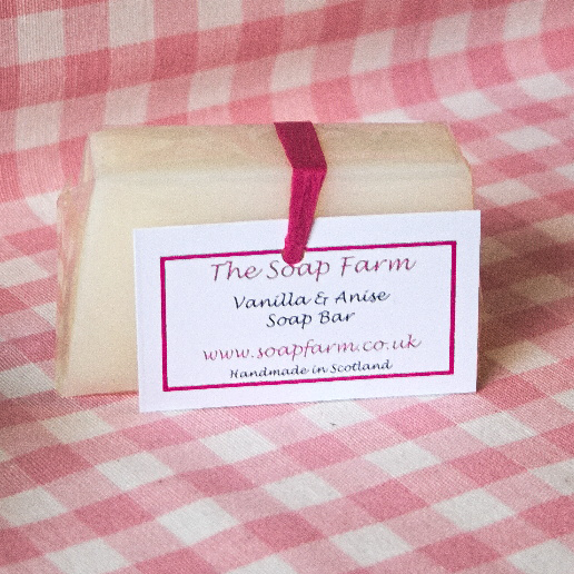 Vanilla & Anise Soap Bar